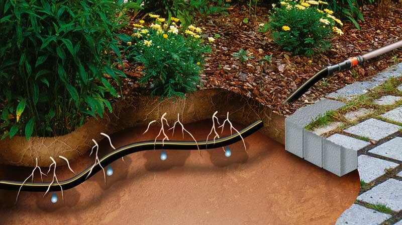 automatische bew sserung damit ihre pflanzen wie von selbst stets gut bew ssert sind. Black Bedroom Furniture Sets. Home Design Ideas